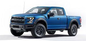 Ford F150 XII SVT Raptor